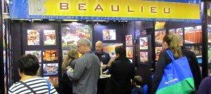 Kiosque de Patios et Clôtures Beaulieu au Salon national de l'habitation