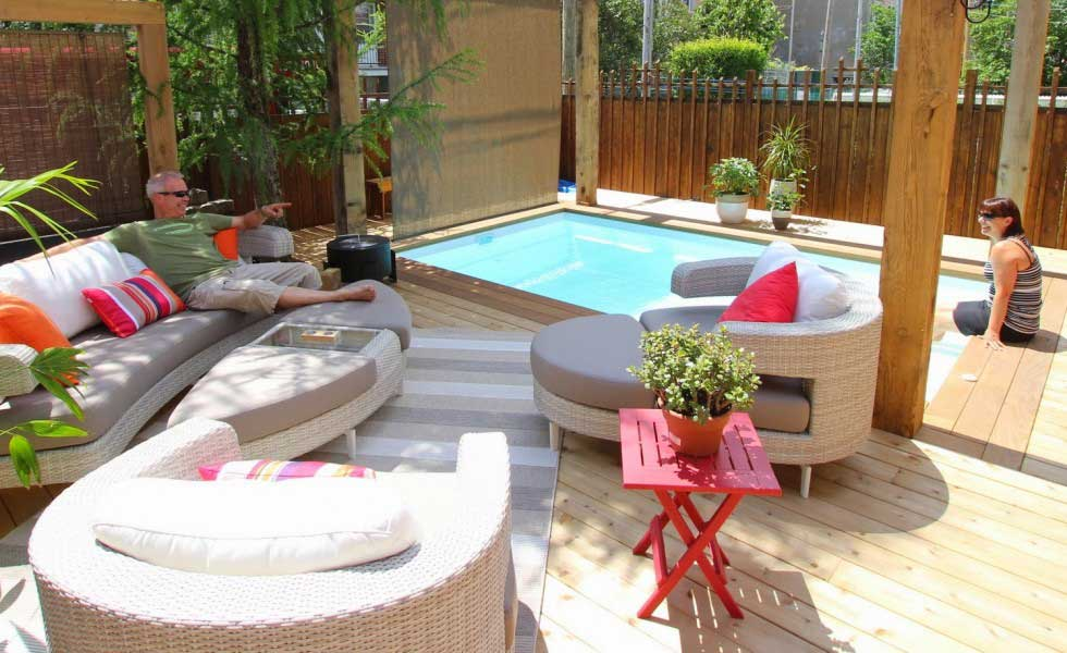 patio deck on under concrete outdoor designs of inspirational back and photo cool patios for decks ideas small best
