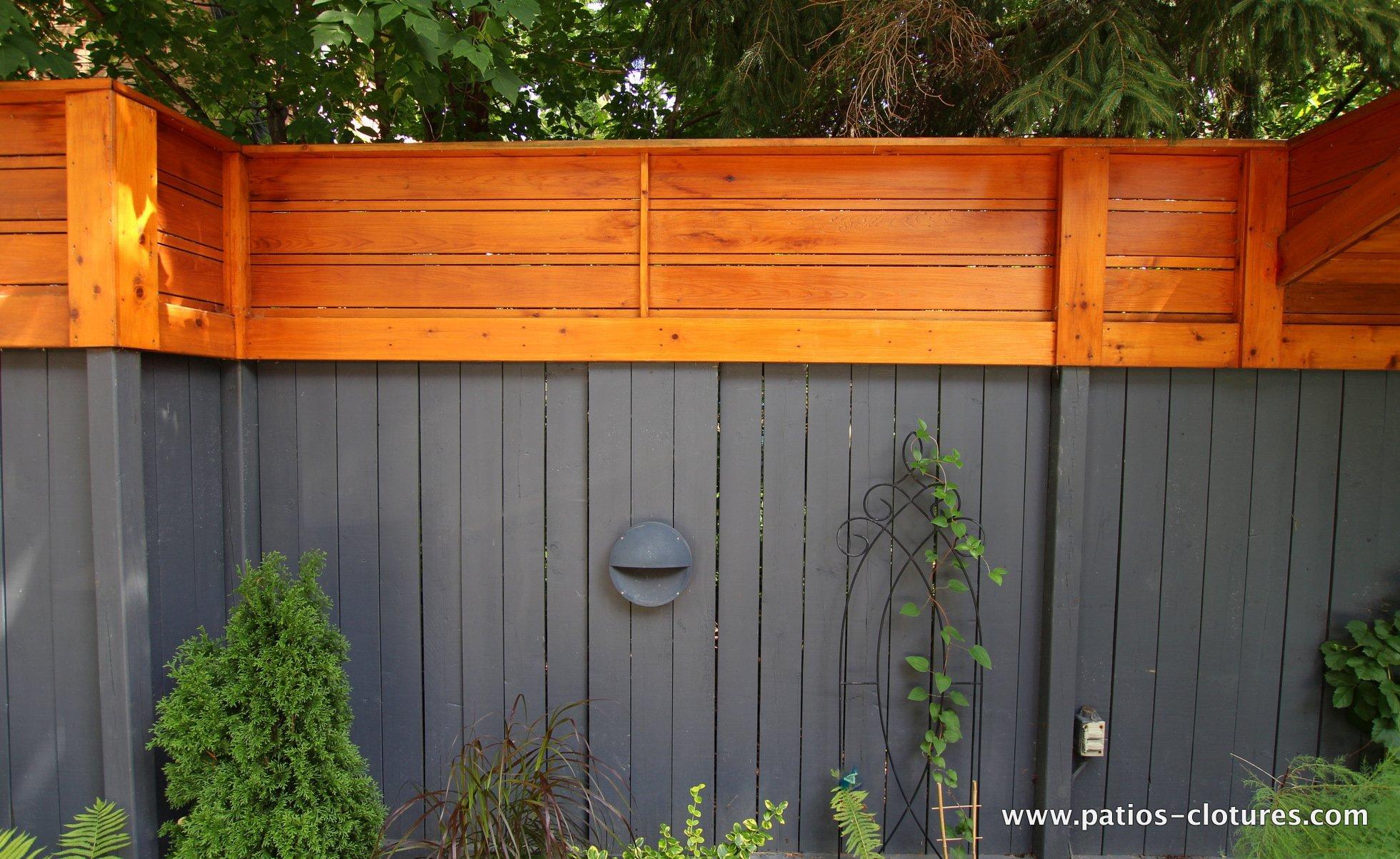 Wooden Fences Pictures