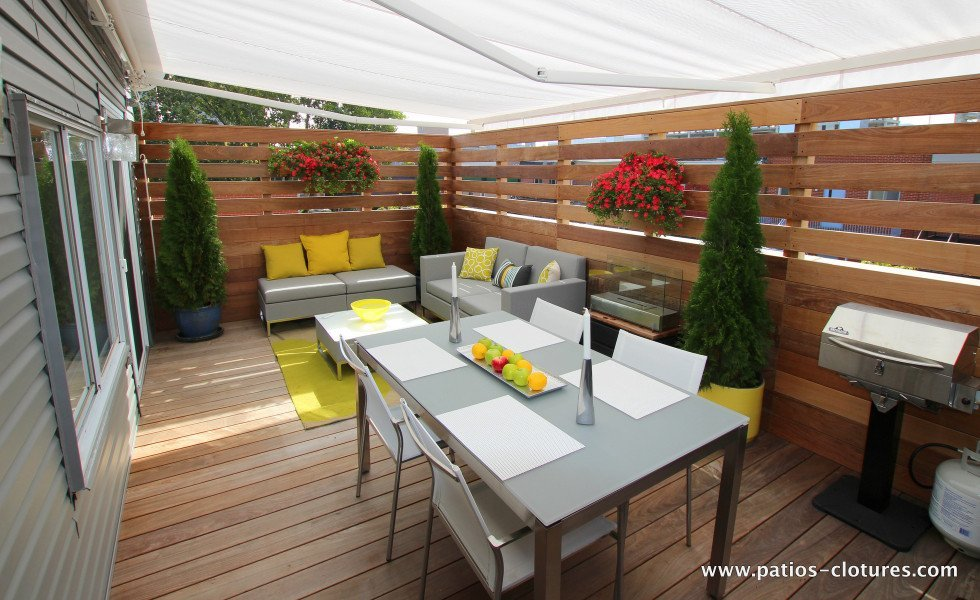 Rooftop terrace in Ipe Coquereau 5