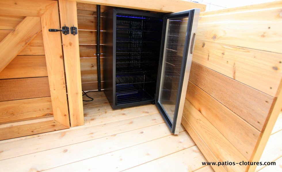 frigo patio Brouillette - 1