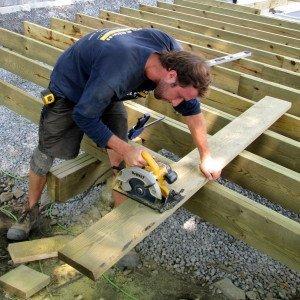 Retour sur investissement patio en bois