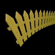 Clôtures en cèdre