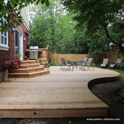 Témoignage patio classique Johnskareng