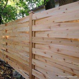 Quel type d ancrage pour les poteaux de cl ture en bois for Realiser une cloture en bois