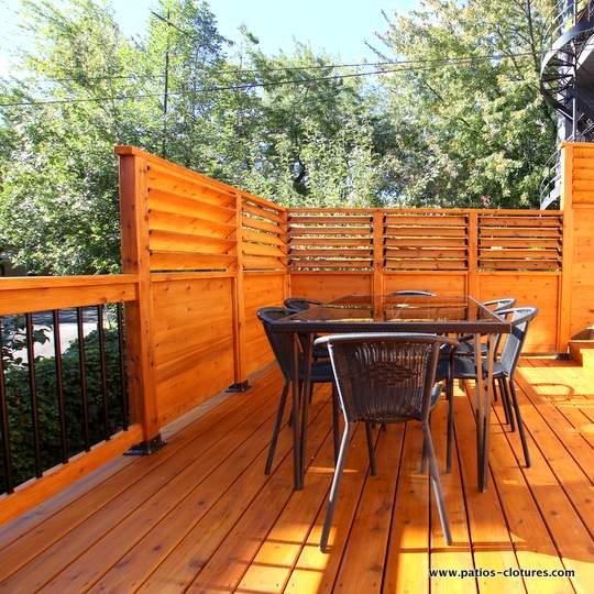 beautiful rampes de patio ideas. Black Bedroom Furniture Sets. Home Design Ideas