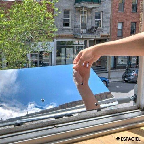 Reflecteur Espaciel Faites Entrer Le Soleil Dans Votre Maison