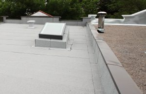 Les différents types de revêtement pour toit plat de maison