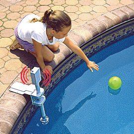 Alarme de piscine - un dispositif utile, mais pas suffisant