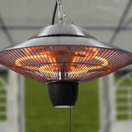 Chauffage électrique pour patio suspendu (www.meilleur-chauffage.info)