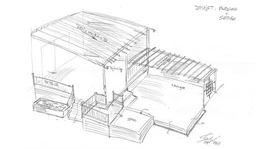 design de patio - Patios et Clôtures Beaulieu