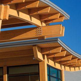 Le bois peut remplacer le béton et l