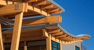 Le bois peut remplacer le béton et l'acier